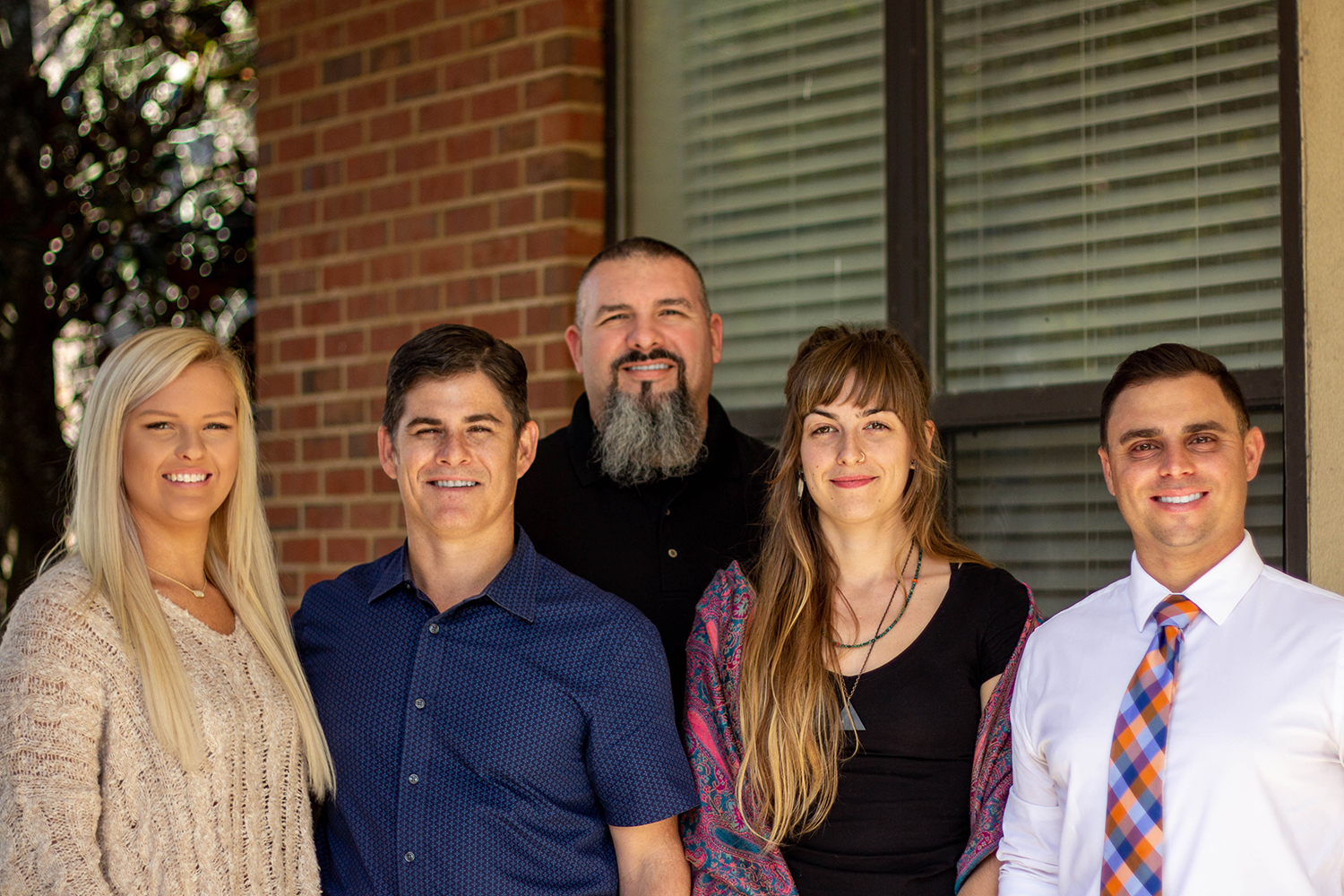 The healthcare team at West Family Chiropractic